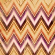 Stock Photo: Shabby chevron background pattern