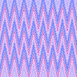 Zigzag seamless pattern — Stock Photo
