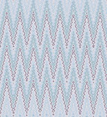 Seamless chevron textured pattern — Stock Photo