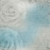 Blue and grey textured background — Stock Photo