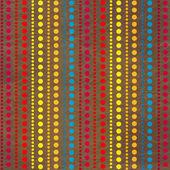 Halftone retro striped pattern — Stock Photo