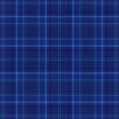 темно голубой плед — Стоковое фото