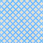 Colorful fabric  diamond seamless pattern background  — Stock Photo