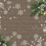 Christmas background — Stock Photo #6291580