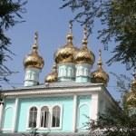 Orthodox church — Stock Photo #2287089