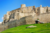 Spissky Castle — Stock Photo