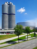 BMW museum — Stock Photo