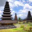 The Mother Temple of Besakih, Bali - Stock Photo