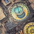 Royalty-Free Stock Photo: Astronomical clock in Prague, Czech Republic