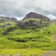 Three Sisters of Glencoe, Scotland — Stock Photo