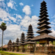 Royal temple Taman Ayun, Bali, Indonesia — Stock Photo