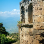 Tlos ruins — Stock Photo #17216463