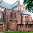 Church of the Immaculate Conception in Pruszkow — Stock Photo #31894959