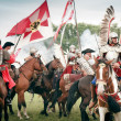 Winged Hussars - Battle of Klushino - KLUSZYN — Foto de Stock