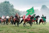 Húsares - batalla de klúshino — Foto de Stock