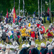 Medieval Knights at Battle of Grunwald 1410 — Stock Photo #32608061
