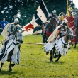 Teutonic Knights — Stock Photo