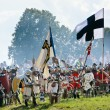 Battle of Grunwald — Stock Photo