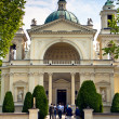Wilanow in Warsaw, St. Anne's Church — Stock Photo