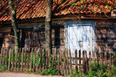 Ramshackle shack cottage — Stock Photo