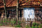 Ramshackle shack cottage — Stock Photo