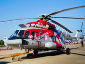 Helicopter Mi 8AMT — Stock Photo