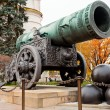 Stock Photo: Tsar Cannon in Moscow Kremlin