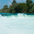 Waterfall on the river Manavgat, Turkey — Stock Photo