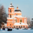 Stock Photo: RussiOrthodox Church in Moscow, Landmark