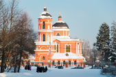 Russian Orthodox Church in Moscow, Landmark — Stock Photo