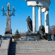 Stock Photo: Monument to Tsar Alexander II in Moscow. Russia