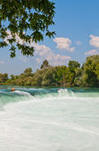 Waterfall on the Manavgat River, Turkey — Stock Photo