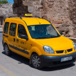 Stock Photo: Taxis in Side, Turkey