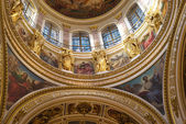 Russia. St. Petersburg. St. Isaac's Cathedral. landmark — Stock Photo