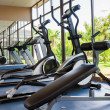 Fitness Facilities with views of nature — Stock Photo #39819819