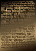 Merry Christmas background — Stock Photo