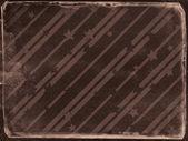 Grunge vintage starry holiday background — Stock Photo