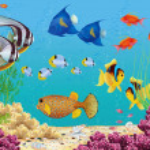 Aquarium — Stock Vector #14776615
