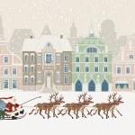 Weihnachtszeit — Stockvektor