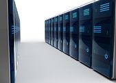 Internet server — Stock Photo