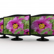 Monitor concept — Stock Photo #24861601