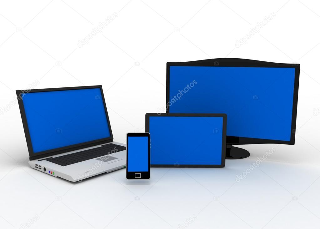 电子产品概念