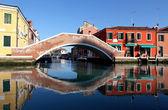 Isola di Murano — Foto Stock