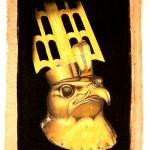 Egyptian god — Stock Photo #2310595