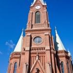 Mikkeli Cathedral — Stock Photo #13209354