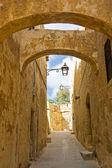 戈佐岛,马耳他的城堡 — 图库照片