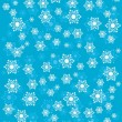 snowfall — Stock Vector