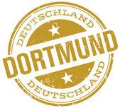 Dortmund-Stempel — Stockvektor