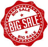 Büyük satış damgası — Stok Vektör
