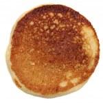 Pancakes on  white background. — Stock Photo #41523923